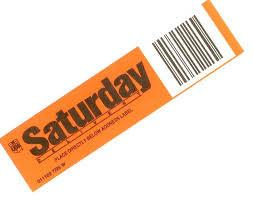 Saturday Delivery $20.00 Extra