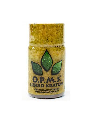 OPMS Liquid Maeng Da Kratom Extract (8ml)
