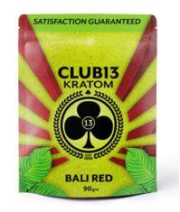 Club 13 Bali Red Kratom Powder (30g or 90g)