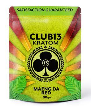 Club 13 Red Maeng Da Kratom Powder (30g or 90g)