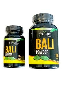 Kratom Kaps Bali Powder (35g or 100g)