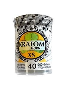Club 13 Horn Kratom Extra Strength Capsules (40ct)