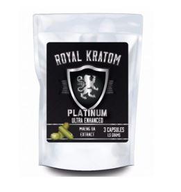 Buy Royal Kratom Platinum Ultra Enhanced Maeng Da