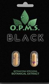 Buy OPMs Black Kratom 2 Count