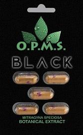 Buy OPMs Black Kratom 5 Count